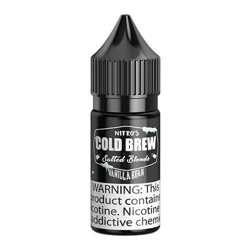 Nitro's Cold Brew Salted Blends - Vanilla Bean - CravingVapes