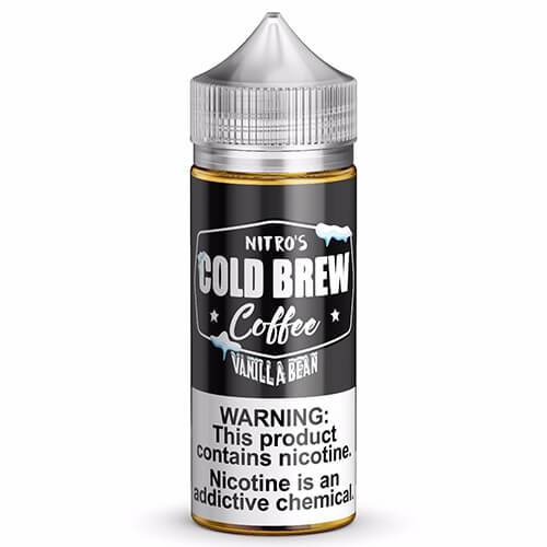 Nitro's Cold Brew - Vanilla Bean eJuice - CravingVapes
