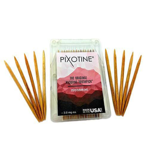 Pixotine - Cinnamon - 15 Pack - CravingVapes