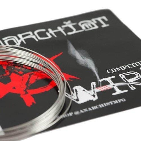 Anarchist - Competition Wire - 26G - CravingVapes