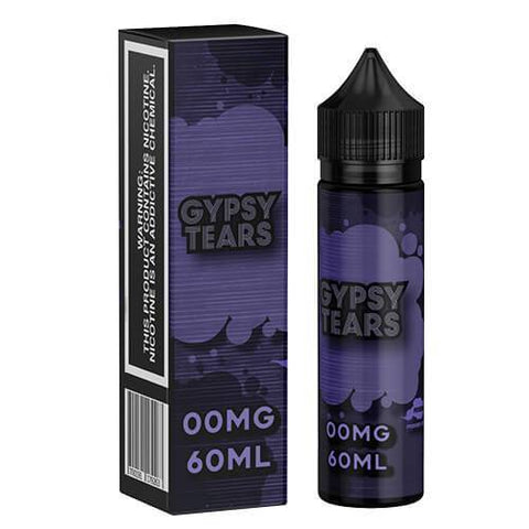 PC Vapes - Gypsy Tears - CravingVapes