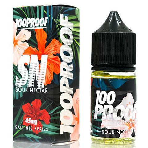 100 Proof Vape Co SALTS - Sour Nectar - CravingVapes