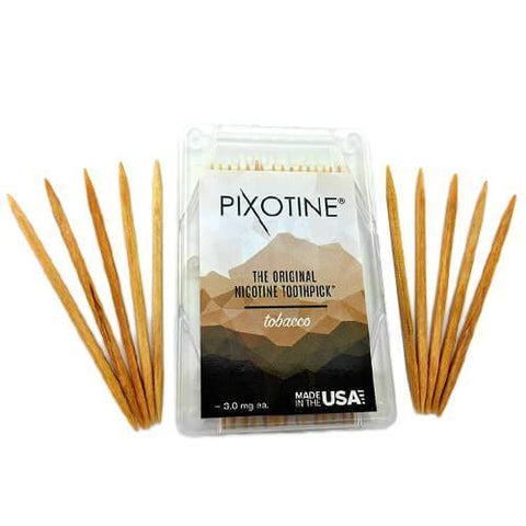 Pixotine - Tobacco - 15 Pack - CravingVapes