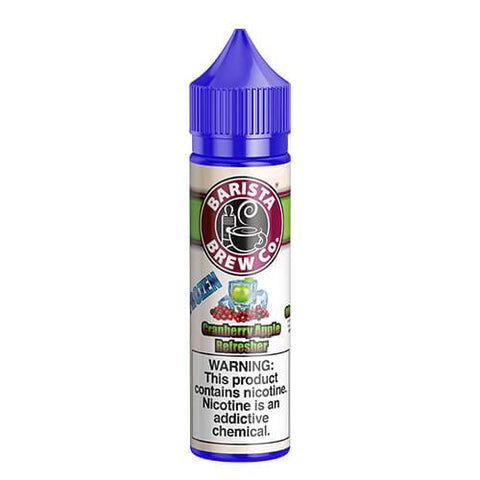 Barista Brew Co - Frozen Cranberry Apple Refresher - CravingVapes