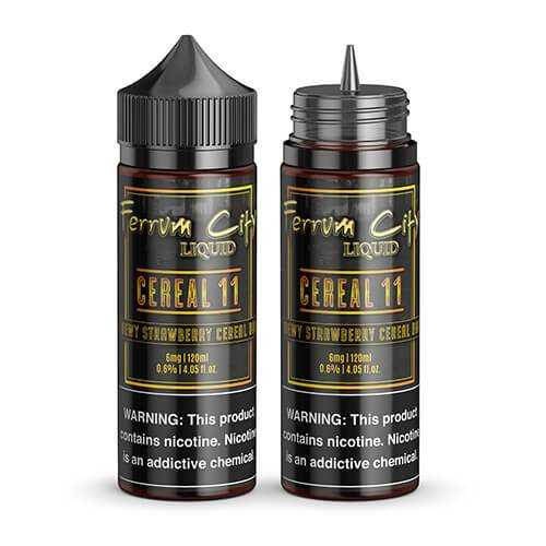 The Smelted Line by Ferrum City Liquid - Cereal 11 - CravingVapes