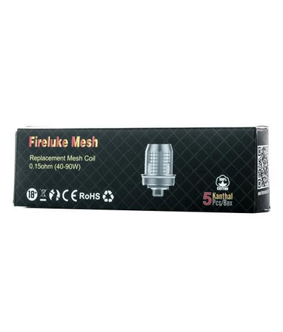 FreeMax Fireluke Mesh Replacement Coils 5-Pack - CravingVapes