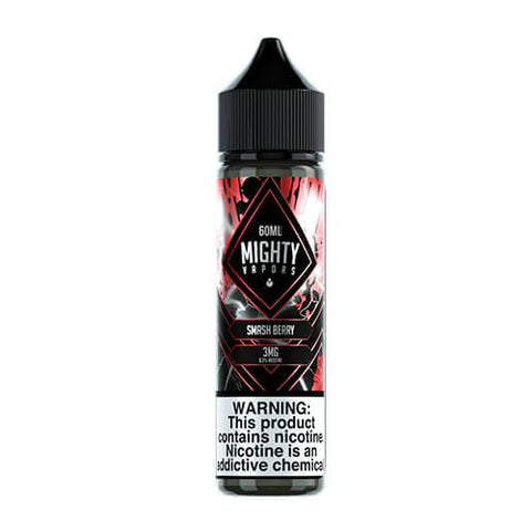 Mighty Vapors - Smash Berry - CravingVapes