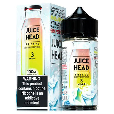 Juice Head Freeze Series - Pineapple Grapefruit - CravingVapes