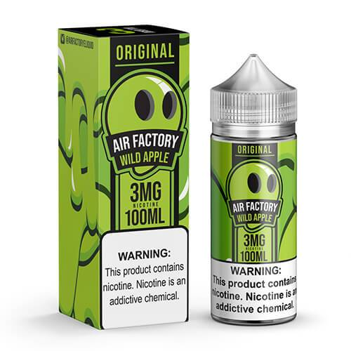 Air Factory Eliquid - Wild Apple - CravingVapes
