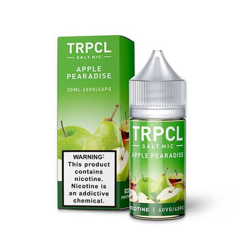 TRPCL 100 Salts - Apple Pearadise Nic Salt - CravingVapes