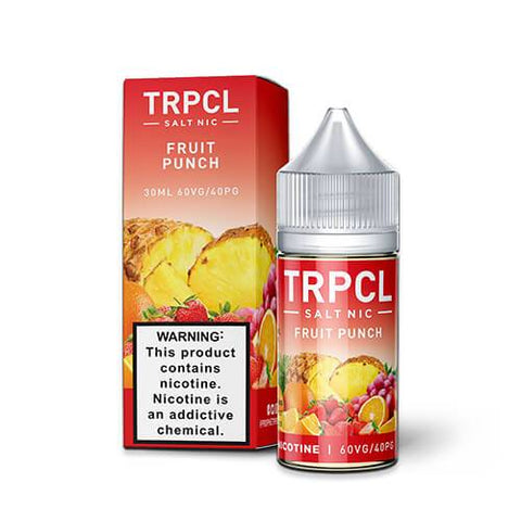 TRPCL 100 Salts - Fruit Punch Nic Salt - CravingVapes