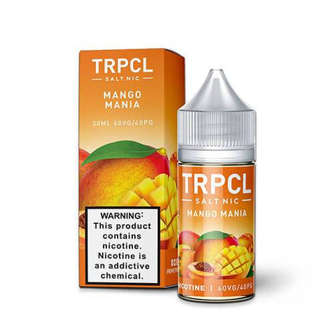 TRPCL 100 Salts - Mango Mania Nic Salt - CravingVapes