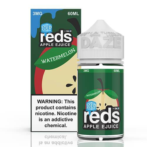 Reds Apple EJuice - Reds Watermelon Iced - CravingVapes