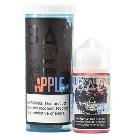 Bad Drip E-Juice - Bad Apple Iced Out - CravingVapes