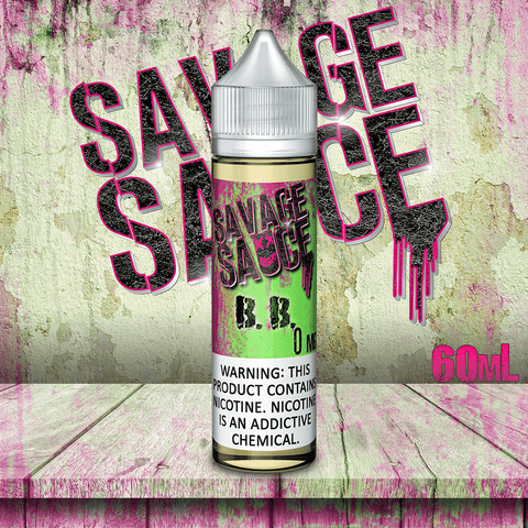 Savage Sauce - B.B. - CravingVapes