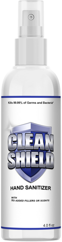 Clean Shield Spray Sanitizer