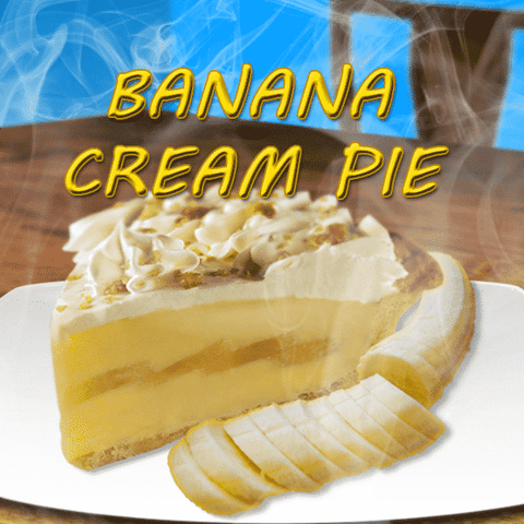 CravinVapes - Banana Cream Pie