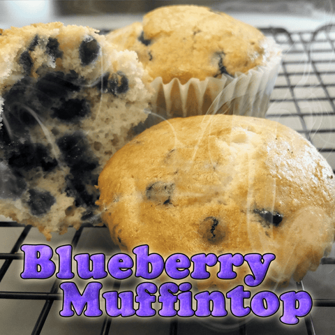 CravinVapes - Blueberry Muffintop