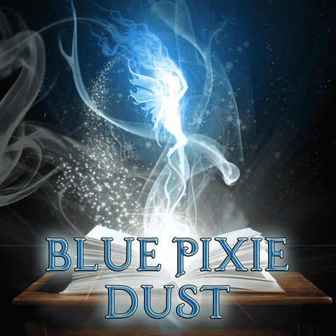 CravinVapes - Blue Pixie Dust - CravingVapes