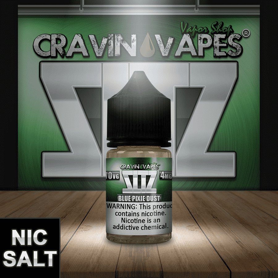 SLTZ - Blue Pixie Dust - CravingVapes