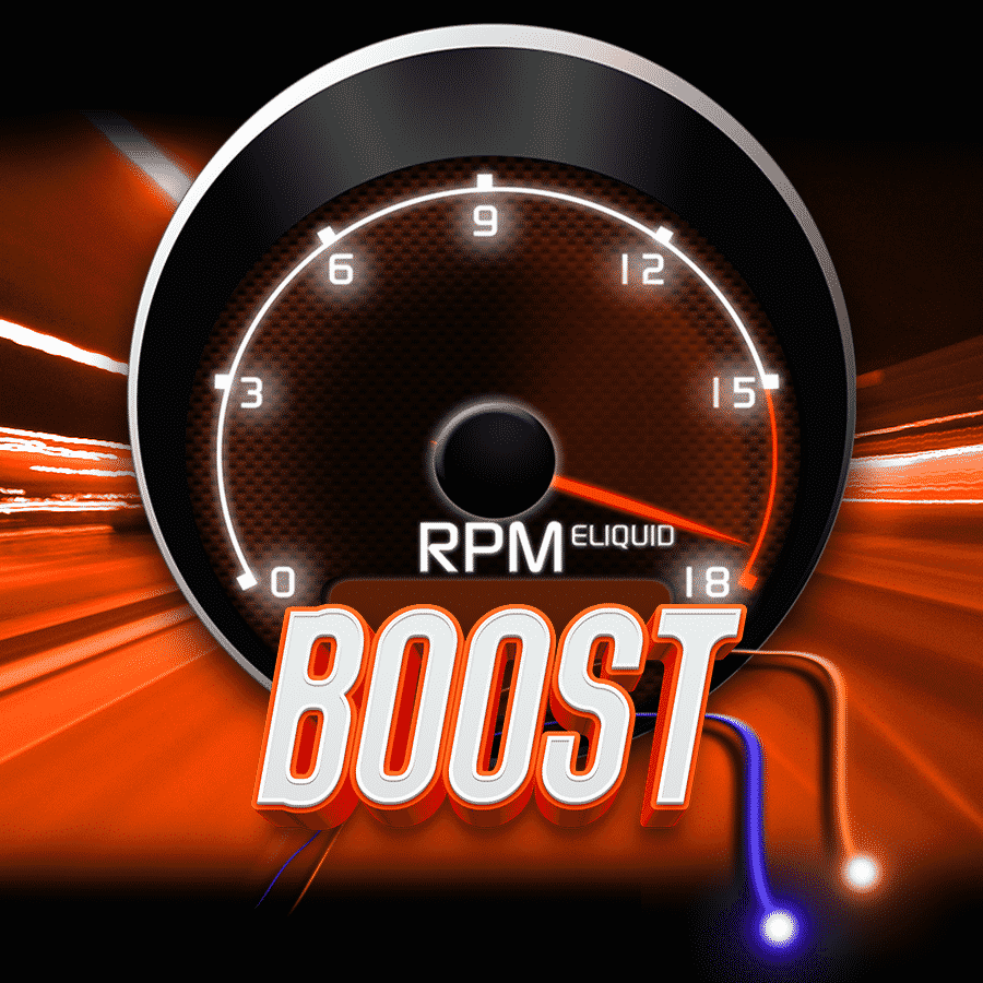 RPM - Boost - CravingVapes