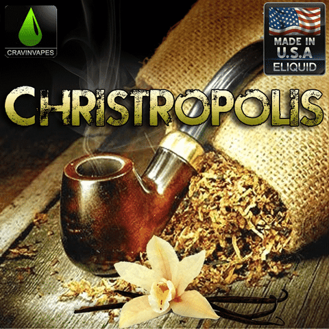 CravinVapes - Christropolis