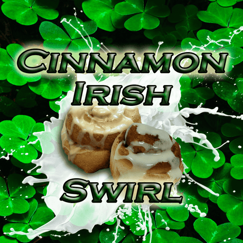 CravinVapes - Cinnamon Irish Swirl