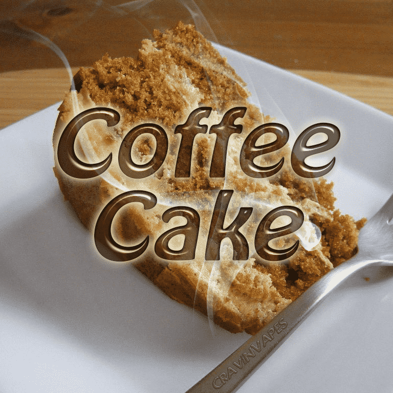 CravinVapes - Coffee Cake - CravingVapes