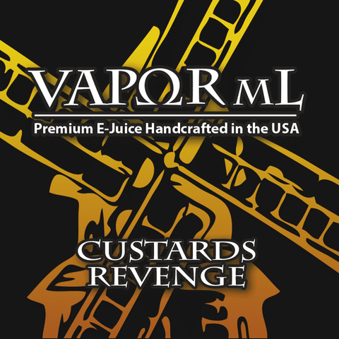 Vapor ML - Custards Revenge - CravingVapes