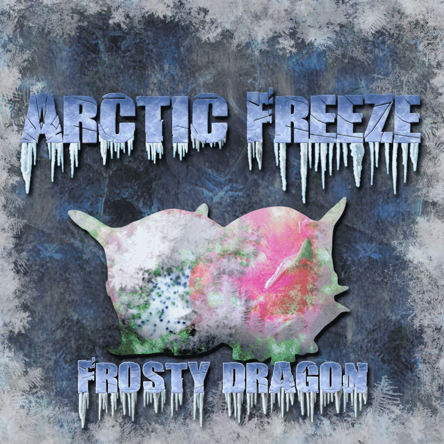Arctic Freeze - Frosty Dragon - CravingVapes