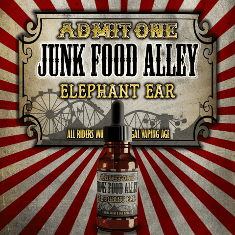JFA - Elephant Ear - CravingVapes