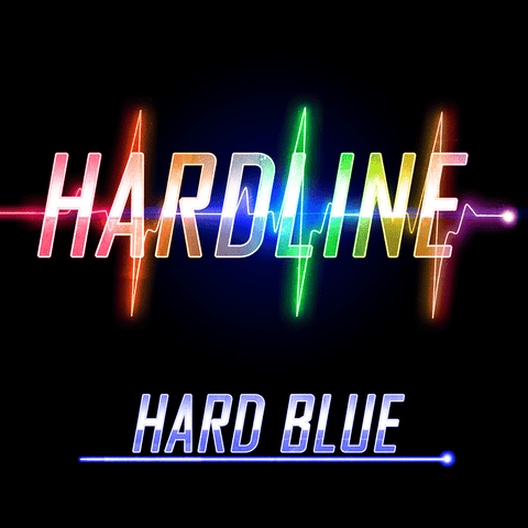 Hardline - Hard Blue - CravingVapes