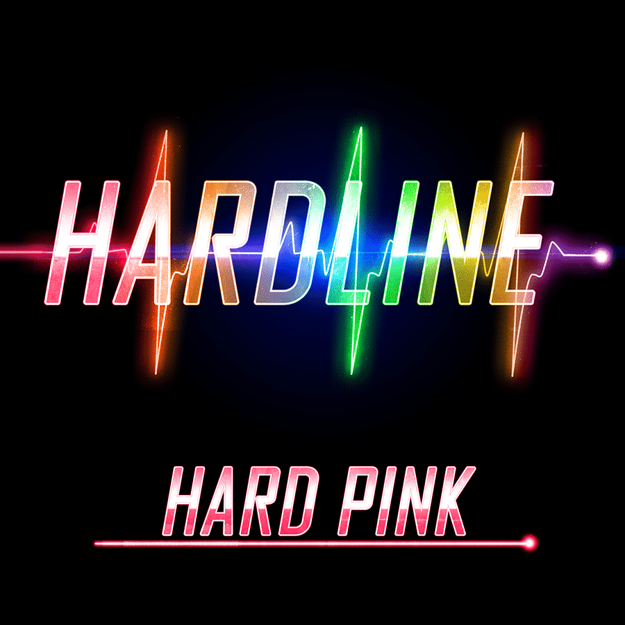 Hardline - Hard Pink - CravingVapes