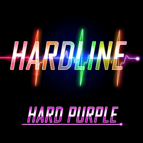 Hardline - Hard Purple - CravingVapes