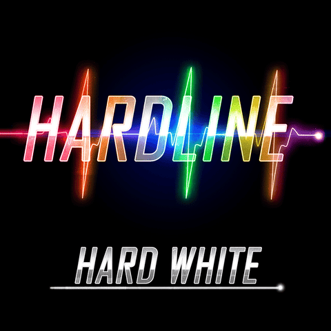 Hardline - Hard White - CravingVapes