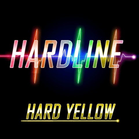 Hardline - Hard Yellow - CravingVapes