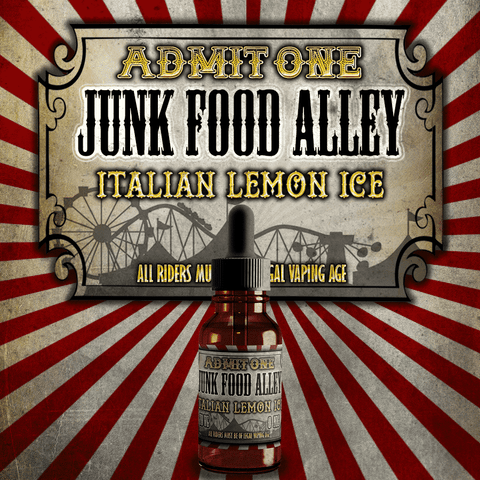 JFA - Italian Lemon Ice - CravingVapes