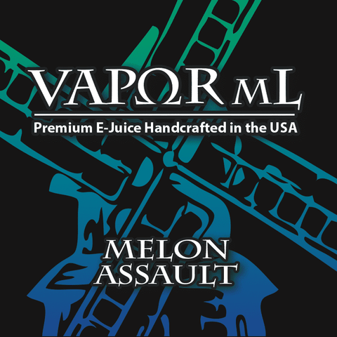 Vapor ML - Melon Assault - CravingVapes
