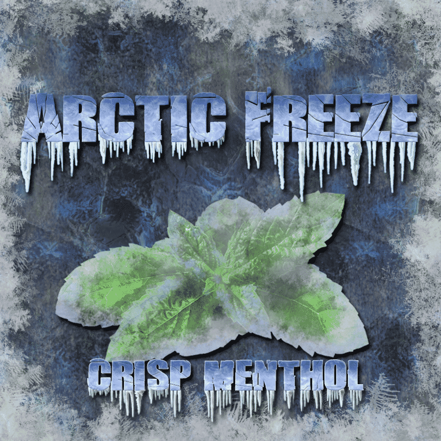 Arctic Freeze - Crisp Menthol - CravingVapes