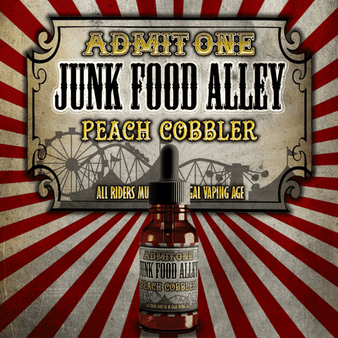 JFA - Peach Cobbler - CravingVapes