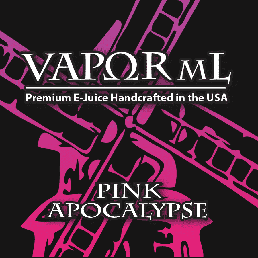 Vapor ML - Pink Apocalypse - CravingVapes