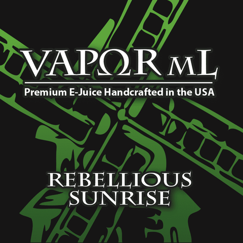 Vapor ML - Rebellious Sunrise - CravingVapes