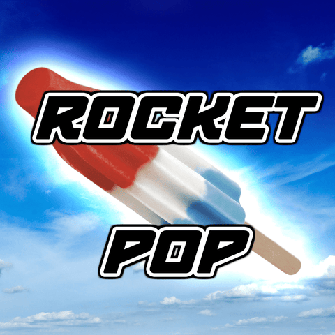 CravinVapes - Rocket Pop