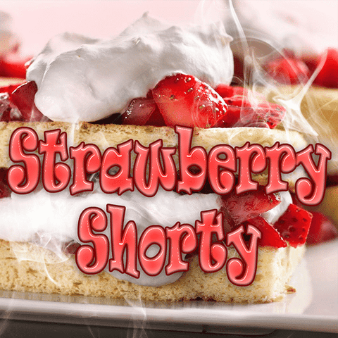 CravinVapes - Strawberry Shorty - CravingVapes