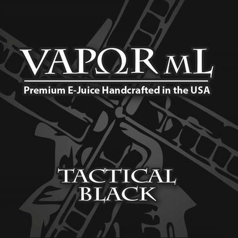 Vapor ML - Tactical Black - CravingVapes