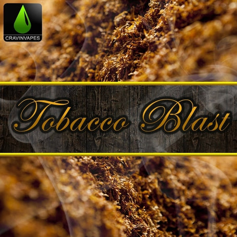 CravinVapes - Tobacco Blast