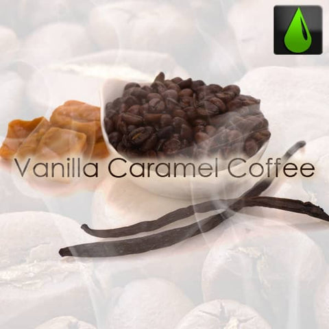 CravinVapes - Vanilla Caramel Coffee