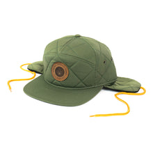 Load image into Gallery viewer, Flap Strapback Hat
