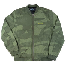 Load image into Gallery viewer, Green Camo Haze Jacket