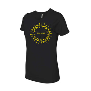 Women's Comfort Strains Sunburst T-Shirt
